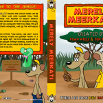 Merely Meerkats - DVD Cover